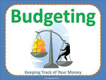Budgeting PowerPoint