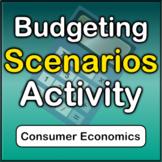 Budgeting Scenarios Activity