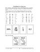 Budgeting and Banking Math: Credit Card Budgeting-Percents