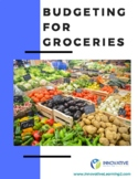 Budgeting for Groceries (worksheet & answer key)