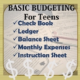 Financial Literacy: Basic Budgeting for High School Students