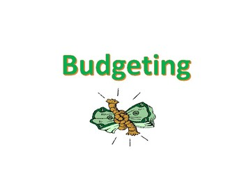 Budgeting for Secondary Grades