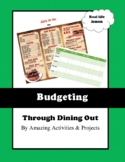 Budgeting through Dining Out