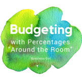 Budgeting with Percentages for Business Math