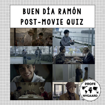 Buen Día Ramón Post-Movie Quiz