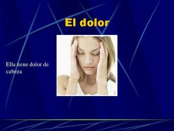 Buen Viaje I Cap 8 Vocabulary Introduction - El Medico y La Salud