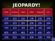Buen Viaje Level 1 - Chapter 5 Jeopardy Review