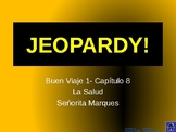 Buen Viaje Level 1 - Chapter 8 Jeopardy Review