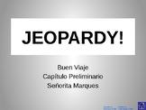 Buen Viaje - Level 1 Preliminary Chapter Jeopardy Review
