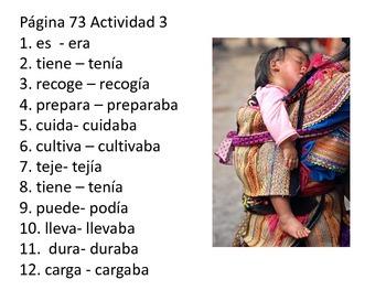 Buen Viaje textbook Spanish 3