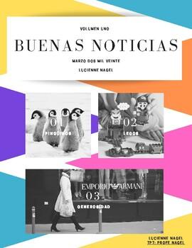 Buenas Noticias #COVID19WL #DistanceLearning