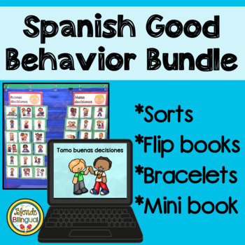 Buenas decisiones ~ Good Choices Sort and More in Spanish