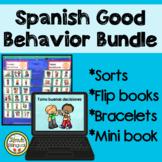 Spanish Good Behavior BUNDLE