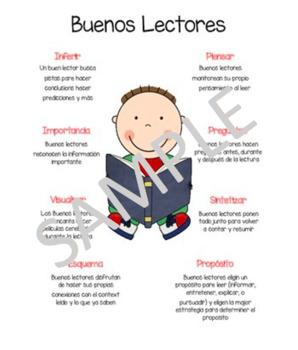 Buenos Lectores/Good Readers
