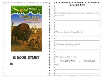 Buffalo Before Breakfast Book Study