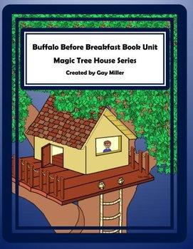 Buffalo Before Breakfast Book Unit