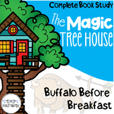Buffalo Before Breakfast Magic Tree House Comprehension Unit