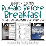 Buffalo Before Breakfast NO PREP (ELA)