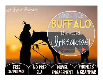 Buffalo Before Breakfast NO PREP (ELA) SAMPLE