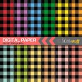 Buffalo Plaid Digital Paper Pack
