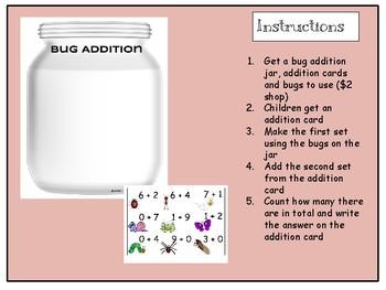 Bug Addition