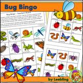 Bug Bingo - Insect and Minibeast Bingo