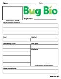 Bug Bio