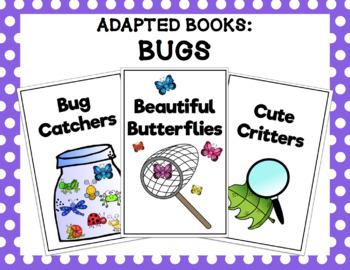 Bug Book Bundle