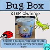 Bug Box STEM Challenge