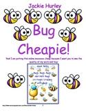Bug, Bug, Bug Cheapie (almost free) Common Core Aligned