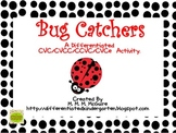 Bug Catcher-A Differentiated Write the Room Activity CVC/CVCC/CVCe