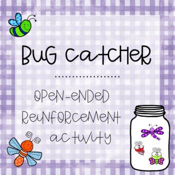 Bug Catcher   Open-Ended Reinforcement
