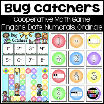 Bug Catchers Cooperative Math Game