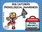 Bug Catchers Phonological Awareness - Preschool