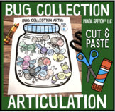 Bug Collection Articulation: A Speech Therapy Craft Activity