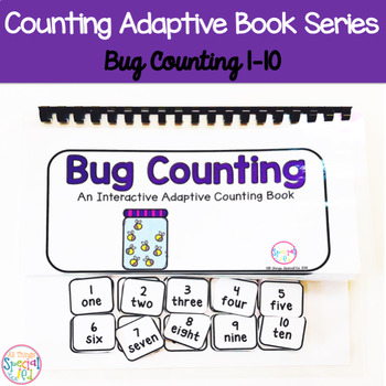Bug Counting Adaptive Book (#1-10)