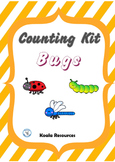 Bugs Counting Kit Counting to 20