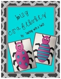 Bug Craftivity Freebie