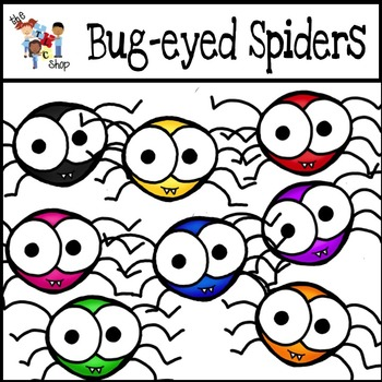 Bug-Eyed Cuties: Spiders and Bats