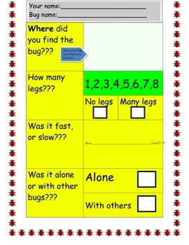 Bug Facts