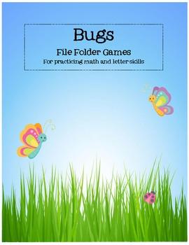 Bug File Folder Games