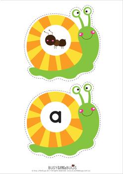 Bug Friends Preschool Pack
