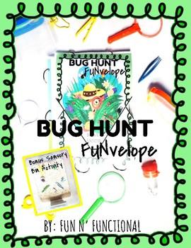 Bug Hunt FUNvelope