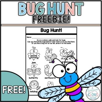 Bug Hunt {freebie}