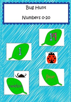 Bug Hunt - Numbers to 20
