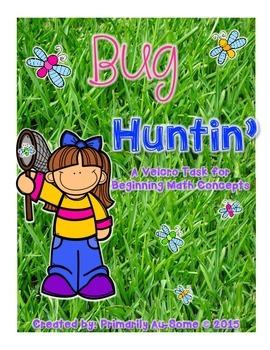 Bug Huntin' (A Velcro Task for Early Math Concepts)