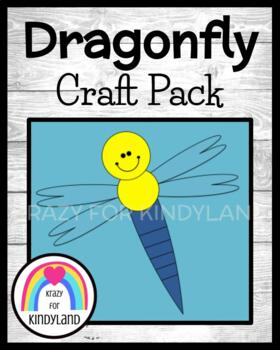 Bug / Insect Craft: Dragonfly