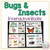 Bug and Insects Interactive Books (Adapted Books for Speci