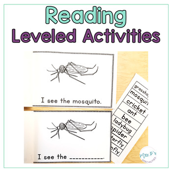 Bug & Insects: Special Ed Thematic Unit