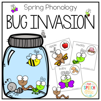 Bug Invasion Articulation Freebie